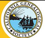 California Genealogical Society